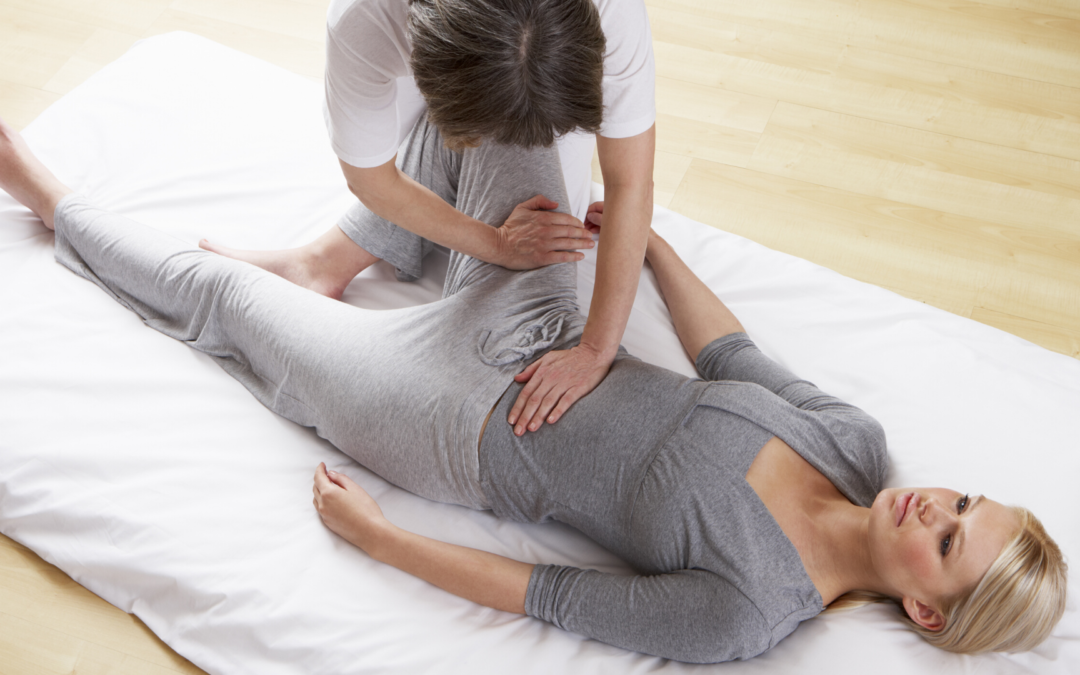 Kann Shiatsu bei Rückenschmerzen helfen?