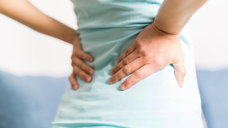 Rückenschmerzen Ursachen